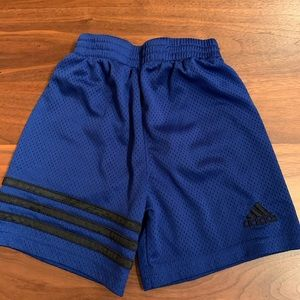 Adidas boys basketball shorts. 3T